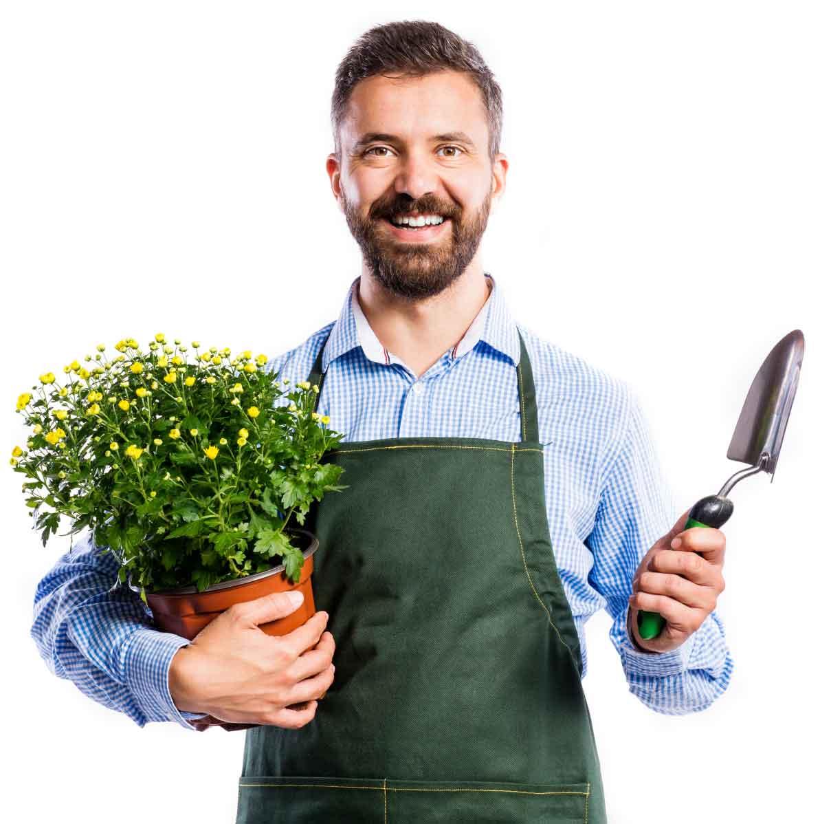 Картинки садовник