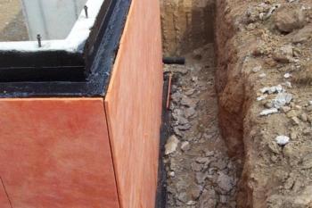 Гидроизоляция подвальных стен