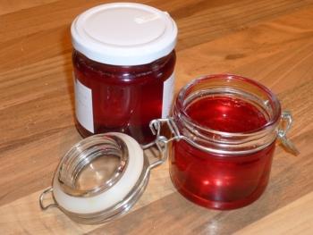 джем из красной смородины на зиму простой